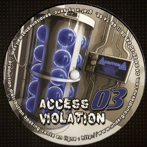 cover: | Access Violation 03