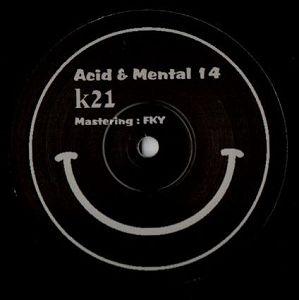 cover:   Acid & Mental 14