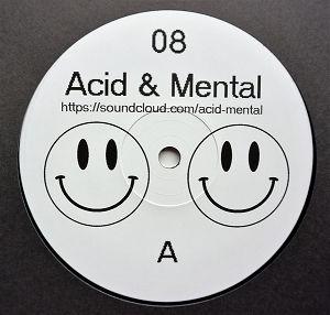 cover: | Acid & Mental 08