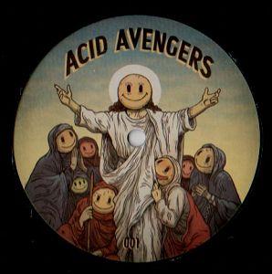 Acid Avengers 01