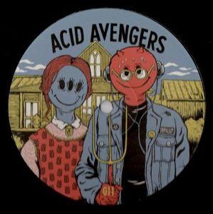 cover: | Acid Avengers 11