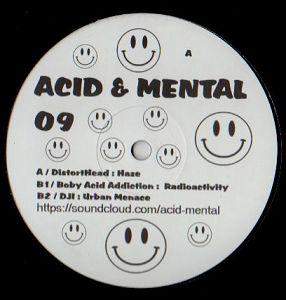 cover:   Acid & Mental 09