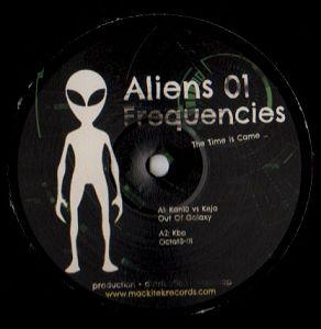 Aliens Frequencies 01