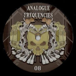 cover: | Analog Frequencies 08