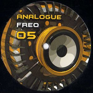 cover: | Analog Frequencies 05