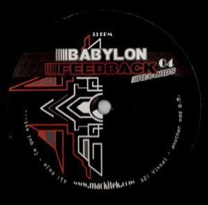 cover: | Babylon Feedback 04