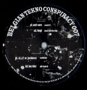Belgian Tekno Conspiracy 07