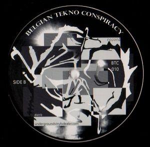 cover: | Belgian Tekno Conspiracy 10