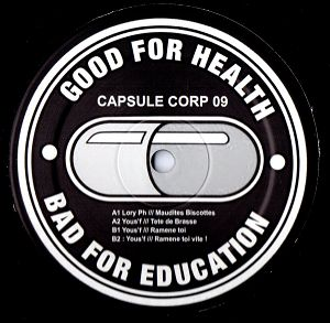 Capsule Corporation 09