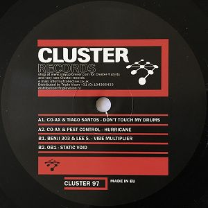 cover:   Cluster 97