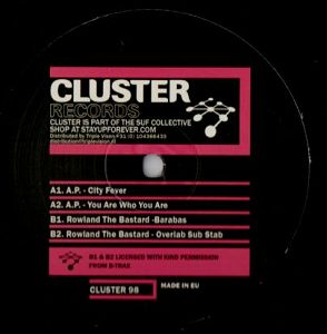 cover: | Cluster 98
