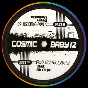 cover: | Cosmic Baby 12