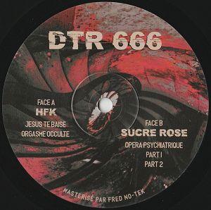 Decerebration Tactique Records 666