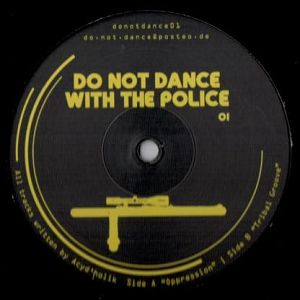 cover: | Do Not Dance With The Police 01