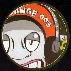 Drum Orange 03