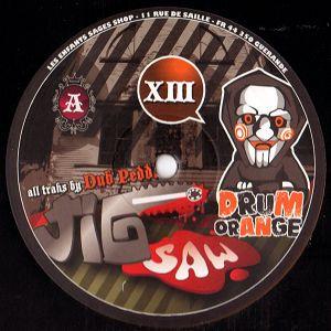Drum Orange 13