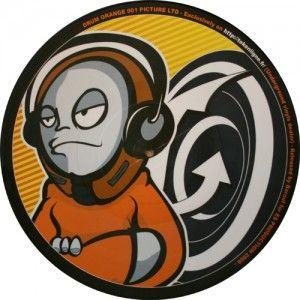 Drum Orange 01 Picture