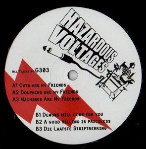 cover: | Hazardous Voltages 05