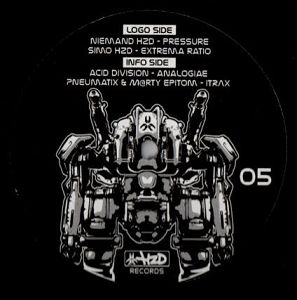cover:   HZD Records 05