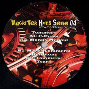 Mackitek HS 04