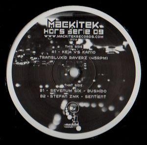 Mackitek HS 09