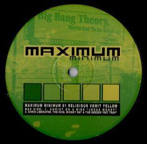 cover: | Maximum Minimum 61