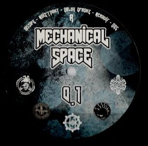 cover: | Mechanical Space 0.1