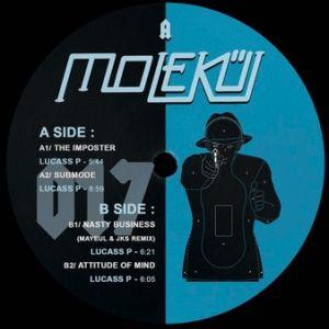 cover: | Molekul 17