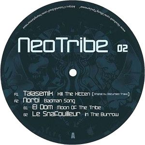 cover: | Neotribe 02