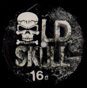 Old Skull 16