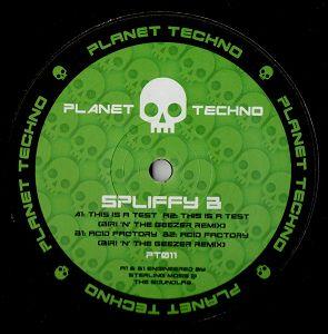 Planet Techno 11