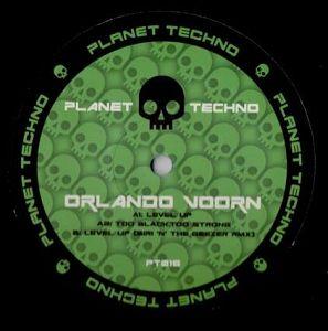 cover:   Planet Techno 16