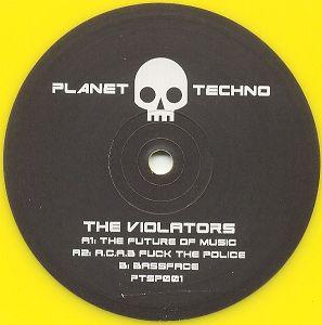 Planet Techno Special 01