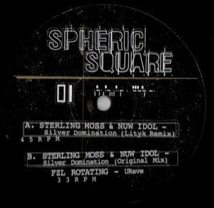 cover:   Spheric Square 01