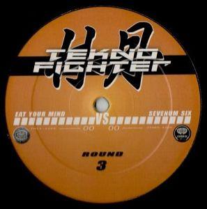 cover: | Tekno Fighter 03