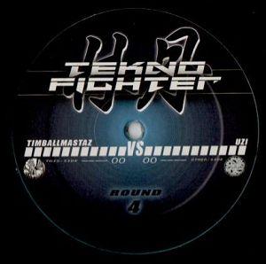cover:   Tekno Fighter 04