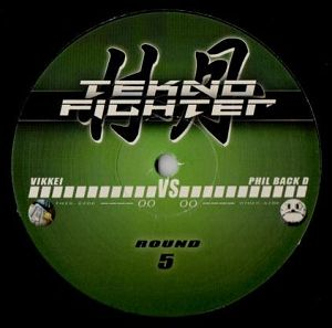 cover: | Tekno Fighter 05