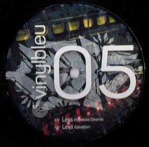 Vinyl Bleu 05