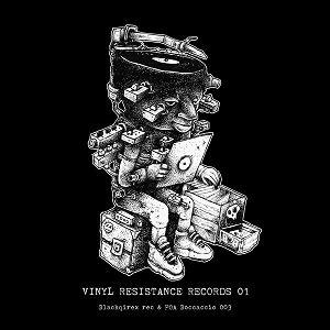 cover:   Vinyl Resistance 01